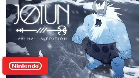 Jotun Valhalla Edition Trailer - Nintendo Switch