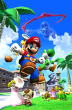 SuperMarioSunshine Artwork