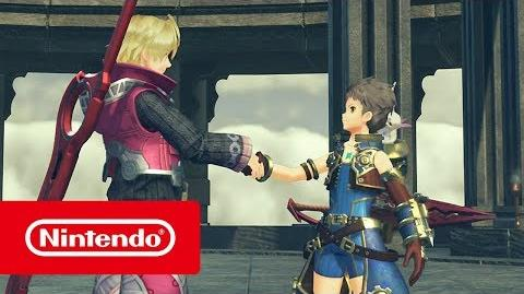 Xenoblade Chronicles 2 - Pase de expansión (Nintendo Switch)