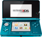 Nintendo 3DS (Blue Model)