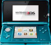 Nintendo 3DS (Blue Model)