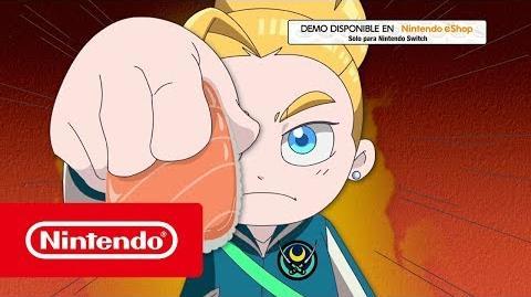 Sushi Striker The Way of Sushido - Tráiler de reconocimientos (Nintendo Switch)