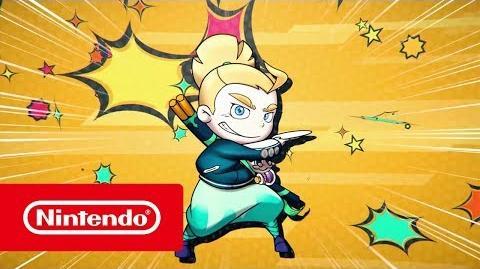 Sushi Striker The Way of Sushido - Versión karaoke del tema principal (Nintendo Switch & 3DS)
