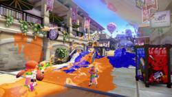 WiiU Splatoon scrn01 E3