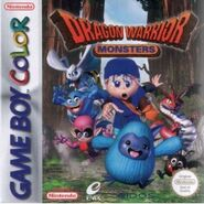 Dragon Warrior Monsters Box Art NA