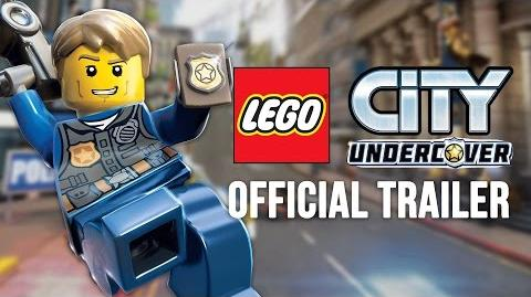 LEGO CITY Undercover (2017) Official Trailer