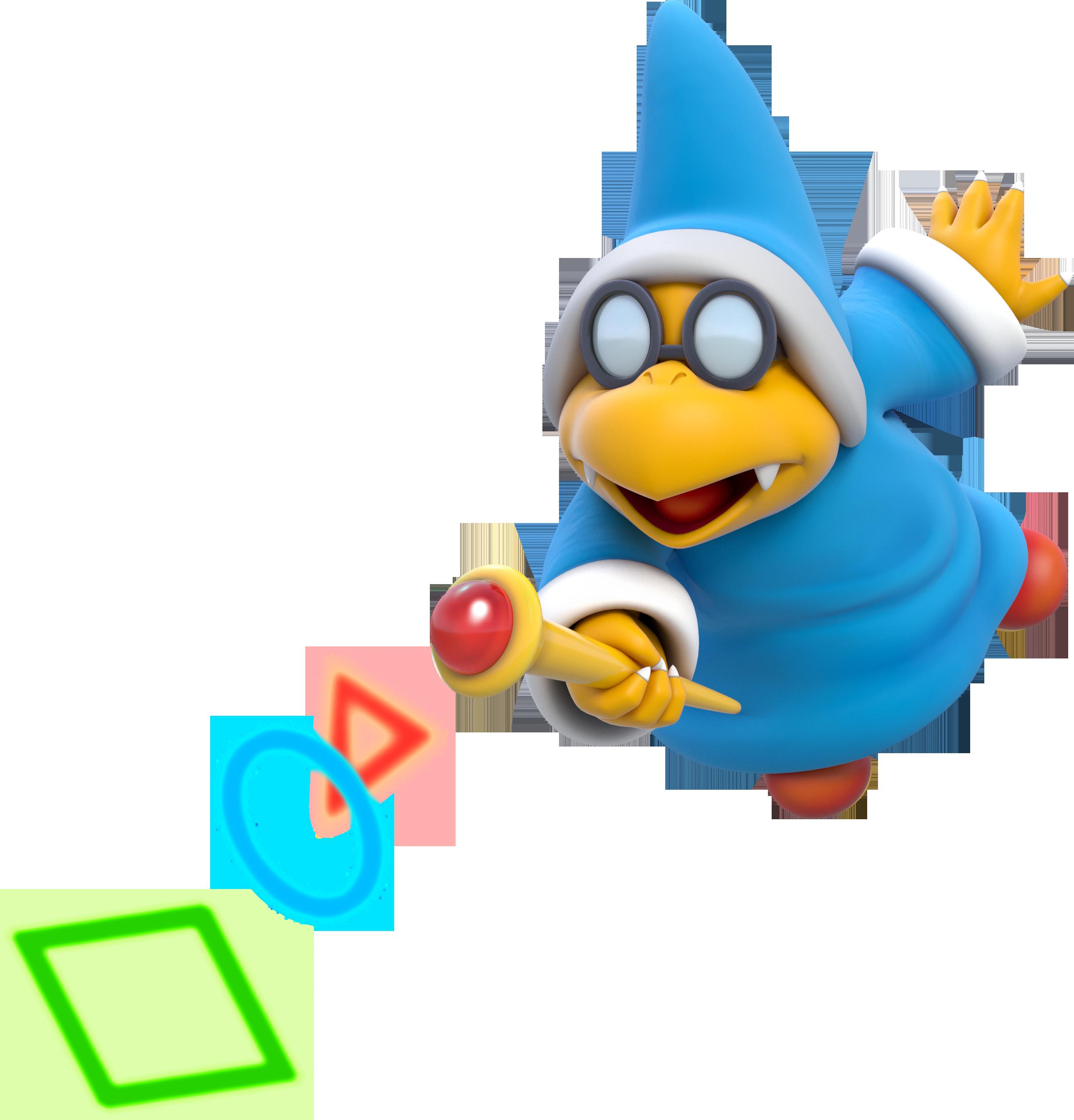 Magikoopa Nintendo Fandom