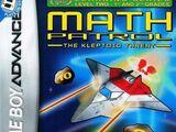 Math Patrol: The Kleptoid Threat