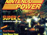 Nintendo Power V12
