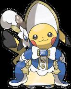 ORAS Madam Pikachu