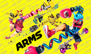 Switch ARMS illustration 01