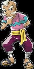 Booker (Pokémon Ranger Guardian Signs)