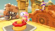Captain Toad Treasure Tracker Special Episode - Screenshot 5