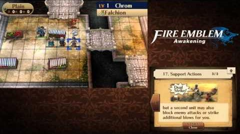 Fire Emblem Awakening Demo - Gameplay