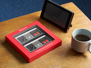 Nintendo Switch Online - NES Controllers photo