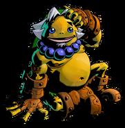 The Legend of Zelda Majora's Mask 3D - Character artwork 27
