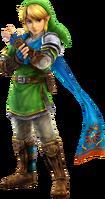 WiiU HyruleWarriors Link01