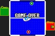 Air Hockey-e Game Over