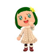 Animal Crossing - Pocket Camp - Character Artwork - Player - Girl 04