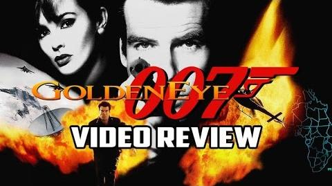 Goldeneye 007 Nintendo 64 Game Review