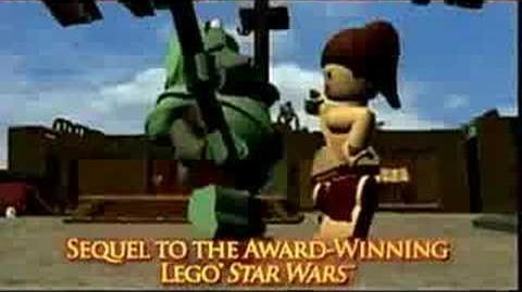 LEGO Star Wars II the Original Trilogy Trailer