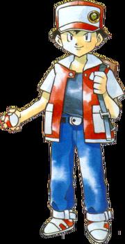 Red PokémonRB