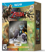 The Legend of Zelda Twilight Princess HD (NA) bundle