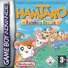 Hamtaro Rainbow Rescue (EU)