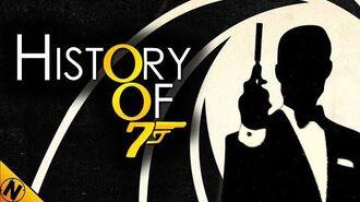 History of James Bond 007 Games (1983 - 2020)