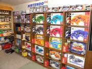 Nintendo 64 variaties