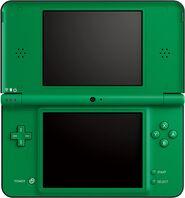 Nintendo dsixl green