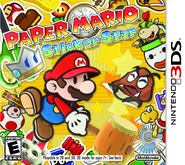 Paper Mario Sticker Star (NA)