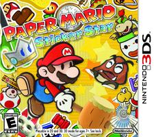 Paper Mario Sticker Star (NA)