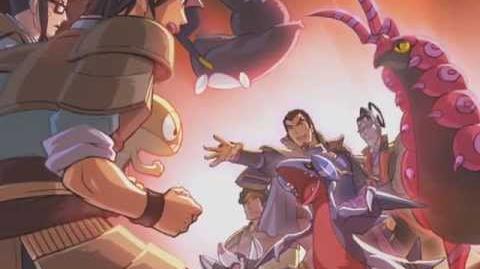 Pokémon Conquest - Let the Battle Begin!