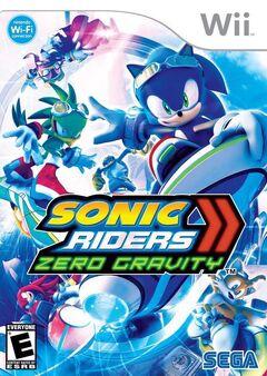 Sonic Riders - Zero Gravity (NA)