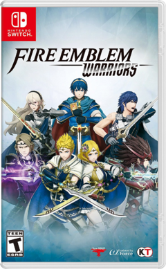 Fire Warriors (Switch NA)