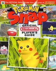 Pokemon Snap Player's Guide