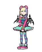 The World Ends with You Final Remix - Character Art - Coco 14