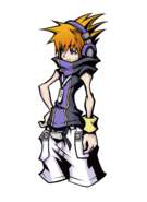The World Ends with You Final Remix - Character Art - Neku 22