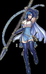 Catria (Fire Emblem Shin Monshō no Nazo ~Hikari to Kage no Eiyū~)