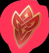 FEH Great Scarlet Badge