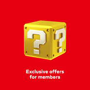 Nintendo Switch Online - Exclusive offers