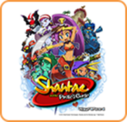 Shantae and the Pirates Curse