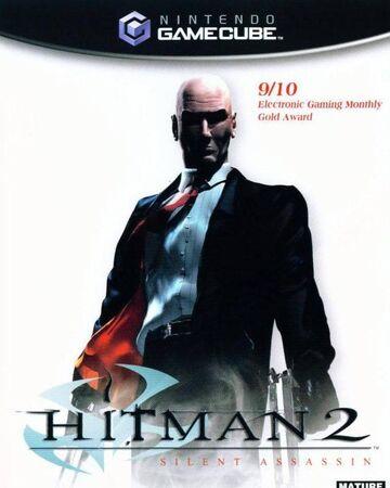 Hitman 2 Silent Assassin Nintendo Fandom