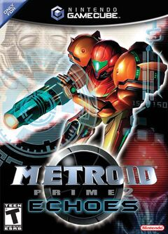 Metroid Prime 2 Echoes (NA)