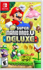 New Super Mario Bros. U Deluxe (NA)