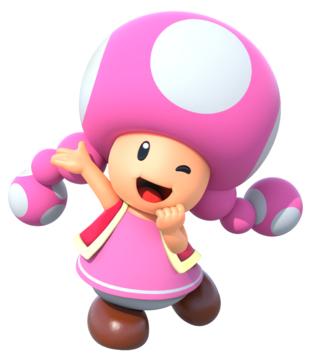Toadette | Nintendo | Fandom
