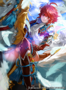 Cipher Hinoka art