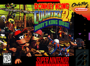 Donkey Kong Country 2 - Diddy's Kong Quest (NA)