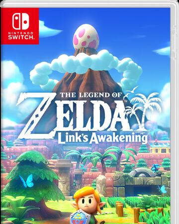 The Legend Of Zelda Link S Awakening Switch Nintendo